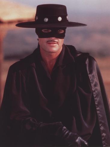 Duncan Regehr as Zorro Foto