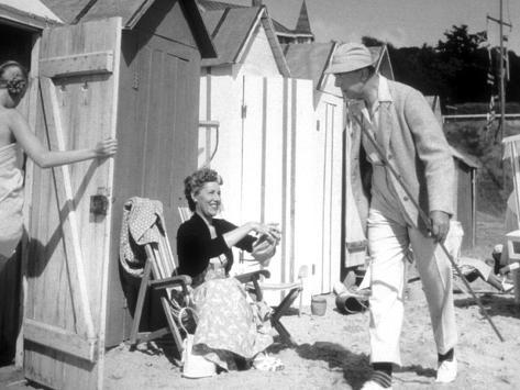 Mr. Hulot's Holiday, (aka Les Vacances De Monsieur Hulot), 1953 Foto