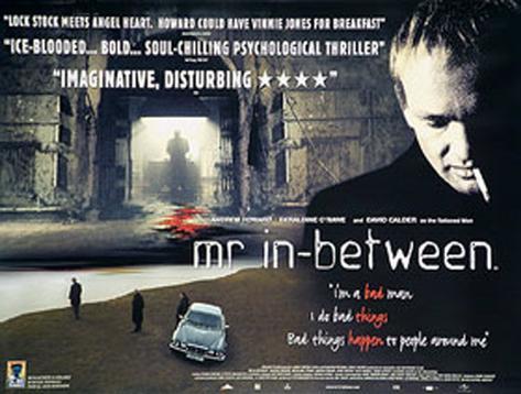 Mr In-Between Originalposter