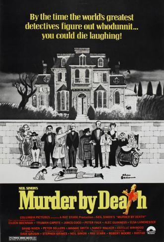 Murder by Death Neuheit