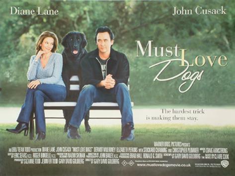 Must Love Dogs Originalposter