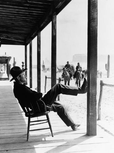 My Darling Clementine, Henry Fonda As Wyatt Earp, 1946 Foto