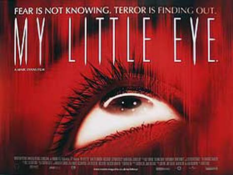 My Little Eye Originalposter