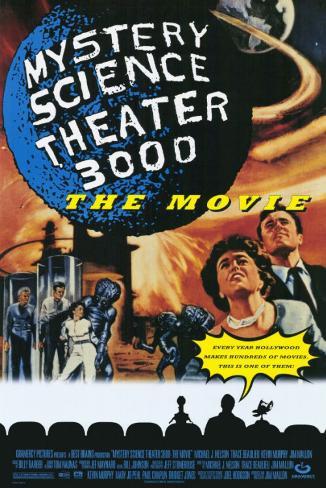 Mystery Science Theater 3000 Neuheit