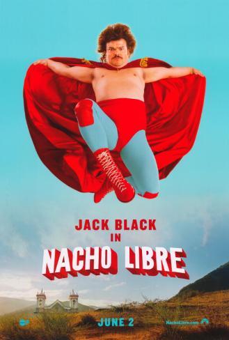 Nacho Libre Neuheit