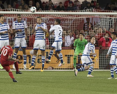 Mls: FC Dallas at Toronto FC Foto