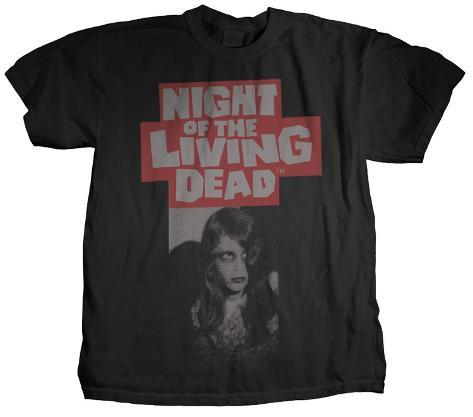 Night of the Living Dead - Kyra Coming Out T-Shirt