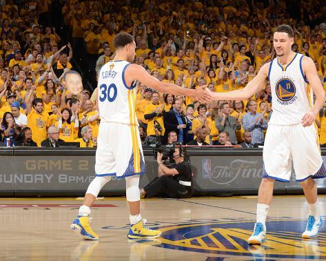 2015 NBA Finals - Game One Foto