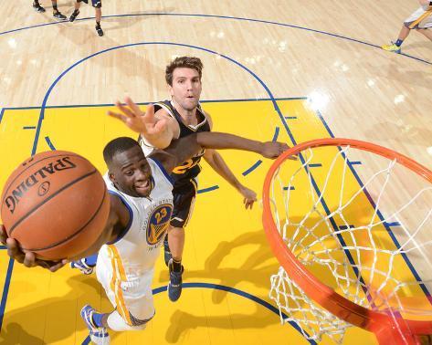 Utah Jazz v Golden State Warriors Foto