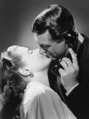 Notorious, 1946 Fotografie-Druck