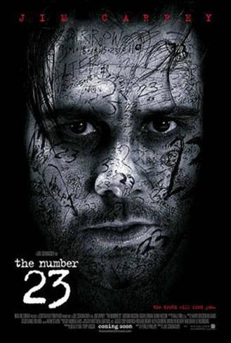 Number 23 Doppelseitiges Poster