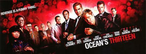 Ocean's Thirteen Neuheit