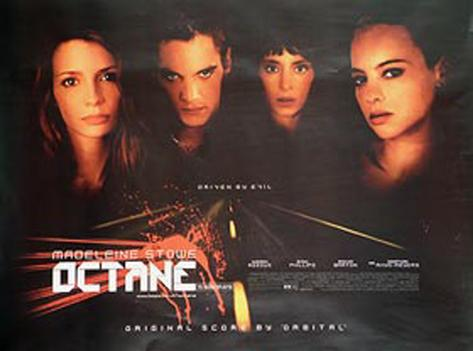 Octane–Grausamer Verdacht Originalposter