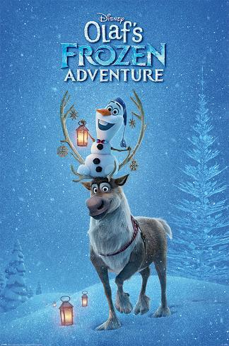 Olaf'S Frozen Adventure (One Sheet) Poster