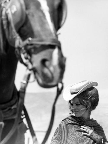 Once Upon a Time in the West, 1968 (C'Era Una Volta Il West) Fotografie-Druck