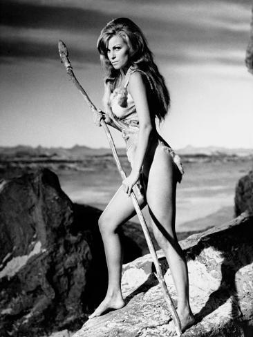 One Million Years B. C., 1966 Fotografie-Druck