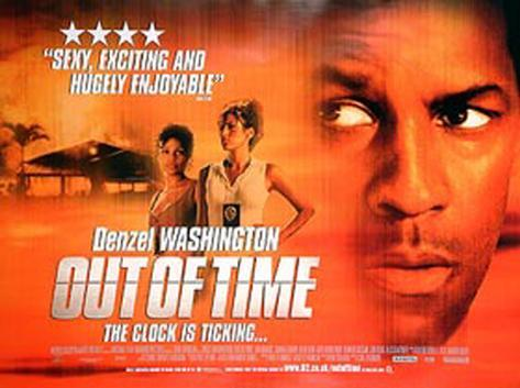 Out of Time Originalposter