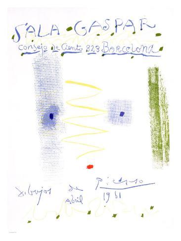 Sala Gaspar Giclée-Druck