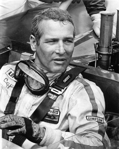 Paul Newman - Winning Foto