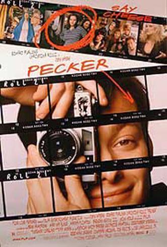 Pecker Originalposter