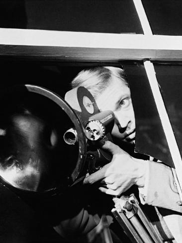 Peeping Tom, 1960 Fotografie-Druck
