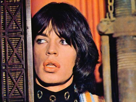 Performance, Mick Jagger, 1970 Foto