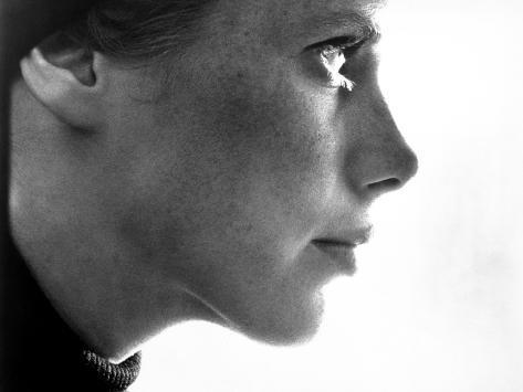 Persona, Liv Ullmann, 1966 Foto