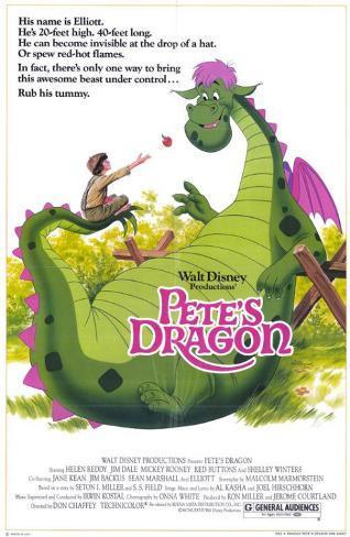 Pete's Dragon Neuheit