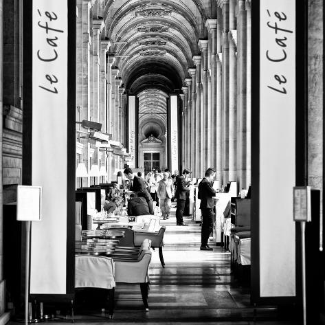 Cafe Marly Paris Menu