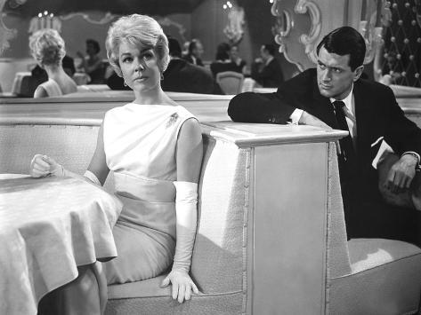 Pillow Talk, Doris Day, Rock Hudson, 1959 Foto