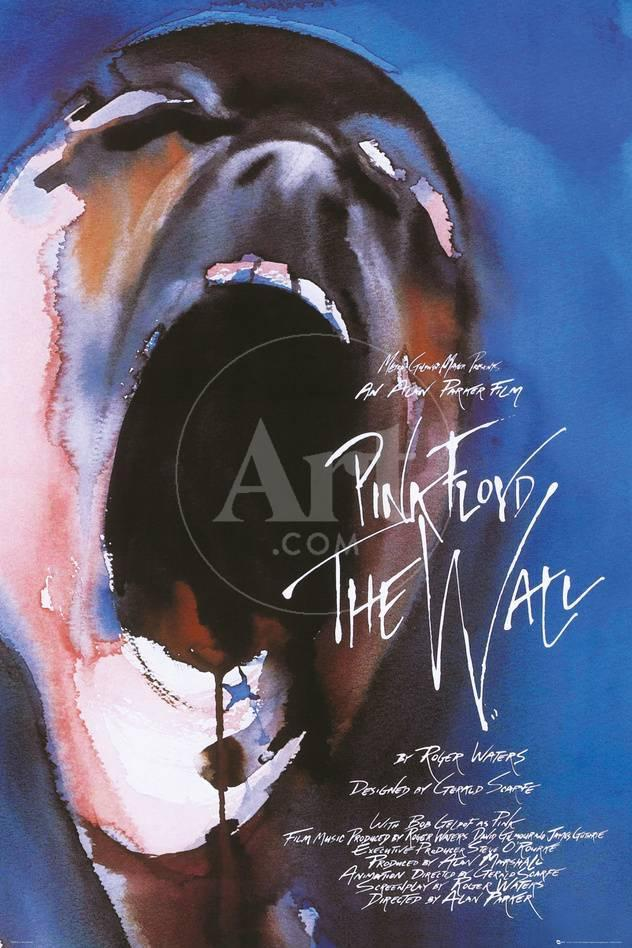 Pink Floyd- The Wall Film Poster bei AllPosters.de