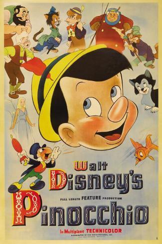 Pinocchio Neuheit