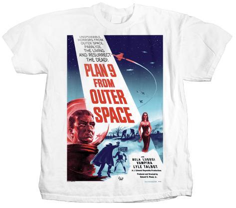 Plan 9 T-Shirt