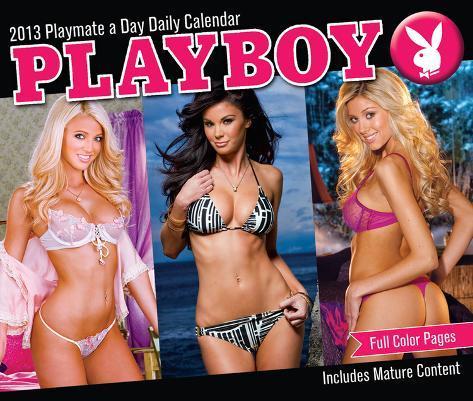 playboy playmate a day 2013 box calendar kalender bei. Black Bedroom Furniture Sets. Home Design Ideas