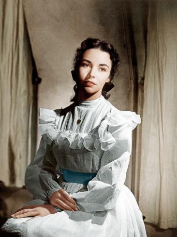 Portrait of Jennie, Jennifer Jones, 1948 Foto