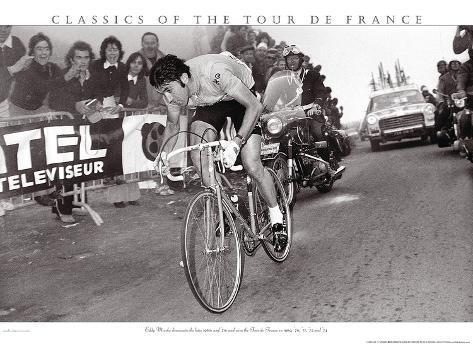 Merckx Dominates Kunstdruck