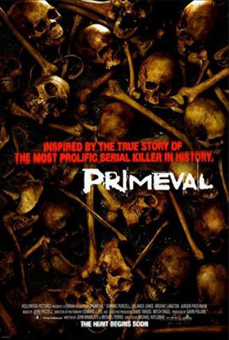 Primeval – Rückkehr der Urzeitmonster Originalposter