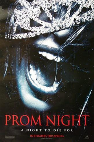 Prom Night – Das Grauen kommt um Mitternacht Originalposter