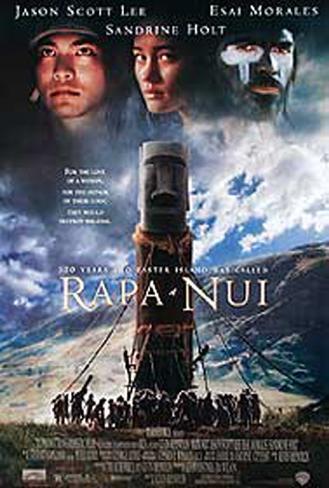 Rapa Nui– Rebellion im Paradies Originalposter