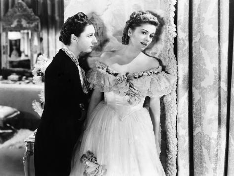 Rebecca, Judith Anderson, Joan Fontaine, 1940 Foto