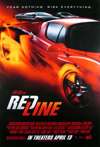 Redline Originalposter