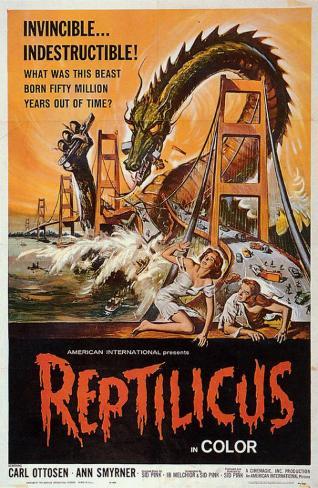 Reptilicus Neuheit