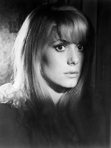 Repulsion, Catherine Deneuve, 1965 Foto
