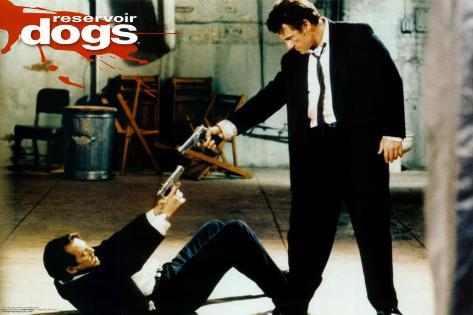 Reservoir Dogs – Wilde Hunde Poster