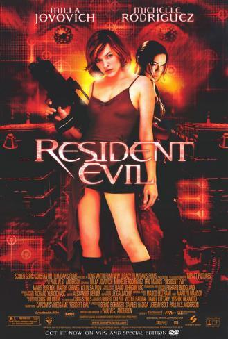 Resident Evil Neuheit