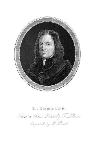 Richard Tompson Giclée-Druck