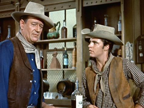Rio Bravo, John Wayne, Ricky Nelson, 1959 Foto