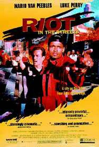 Riot In The Streets Originalposter