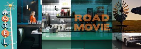 Road Movies Kunstdruck