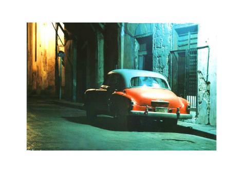 Una Noche En Cuba Kunstdruck